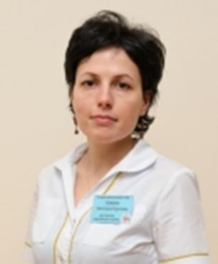 Климова Анастасия Сергеевна