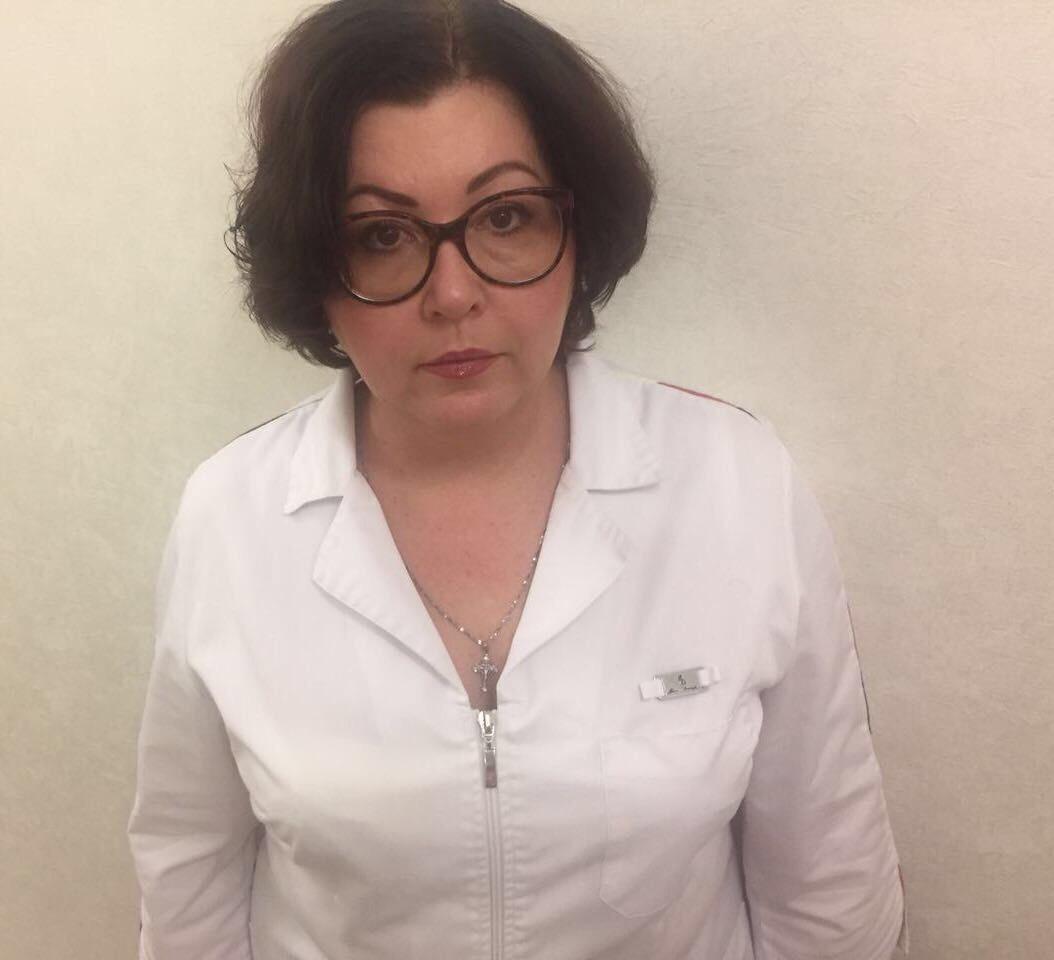 Лялюхина Елена Ивановна