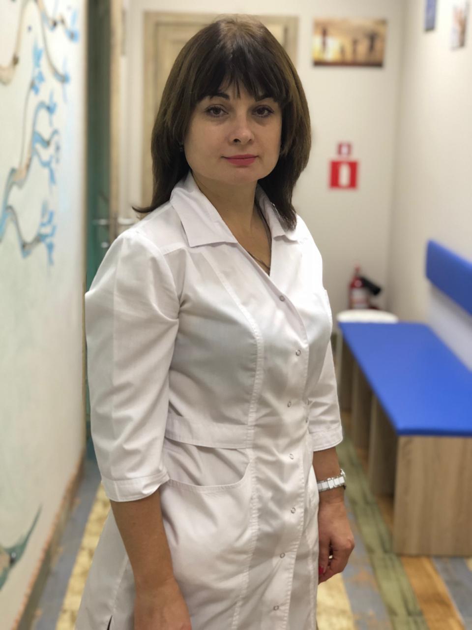 Дроздова Ольга Валентиновна