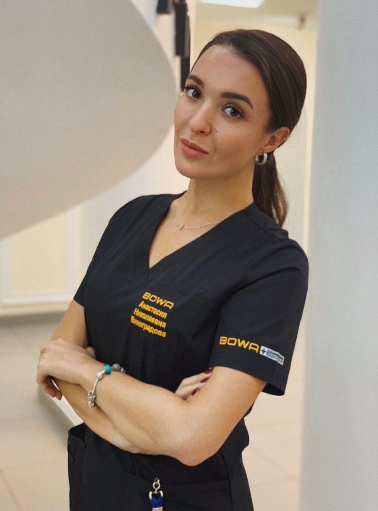 Анисимова Анастасия Николаевна